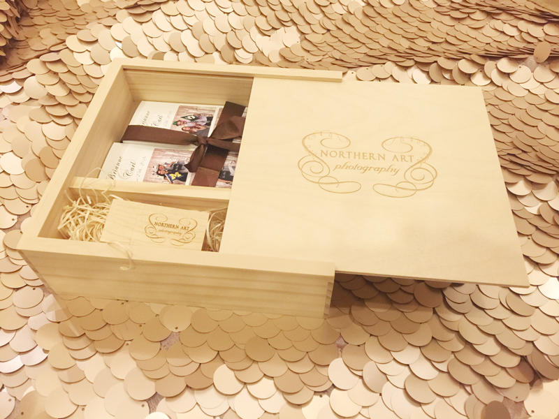 Photo Booth Print Box