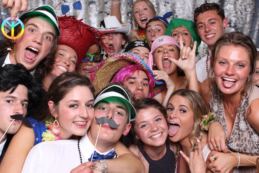 Petoskey photo booth